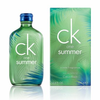 Harga CK One Summer 2016 Calvin Klein for Women and Men 100ml