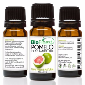 Harga Biofinest Pomelo Fragrance Oil (100% Fresh and Natural Aroma Oil) 10ml