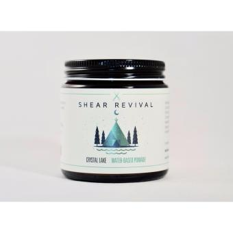 Harga Shear Revival - Crystal Lake Water Based Pomade