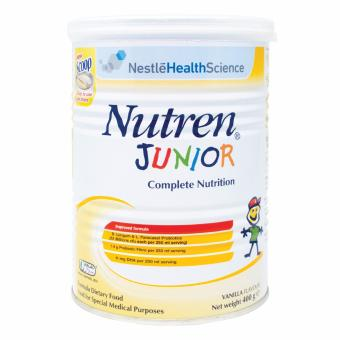 Harga NUTREN® Junior Powder Vanilla 400g