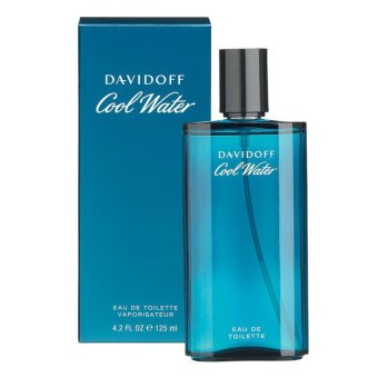 Harga Davidoff Cool Water 125ml