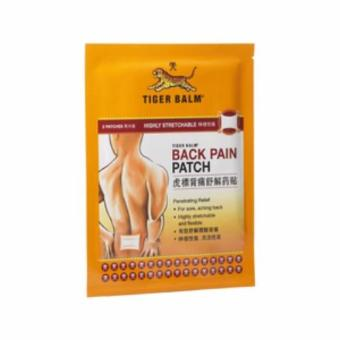 Harga Tiger Balm Back Pain Patch 2's