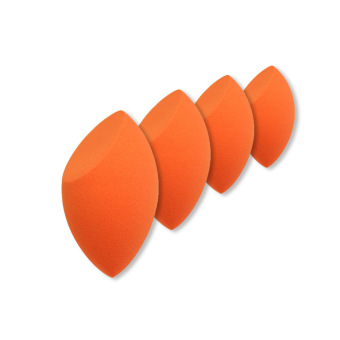 Harga 4Pcs Makeup Sponge Blender Foundation Powder Puff Flawless Blending Cosmetic Puff Makeup Tools Beauty Egg Facial Make Up Sponge - intl
