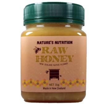 Harga Nature's Nutrition Raw Honey 1KG