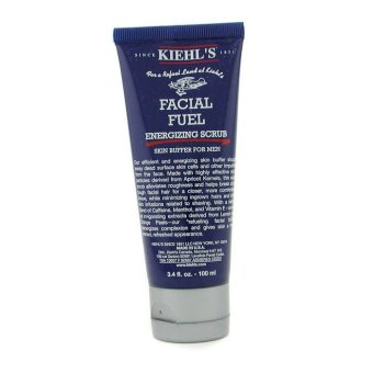 Harga Kiehl's Facial Fuel Energizing Scrub 100ml/3.4oz