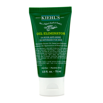 Harga Kiehl's Mens Oil Eliminator 24-Hour Anti-Shing Moisturizer 75ml/2.5oz