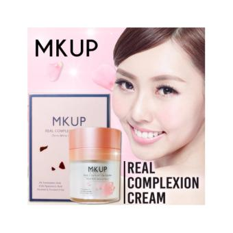Harga MKUP 50ML Real Complexion Cream