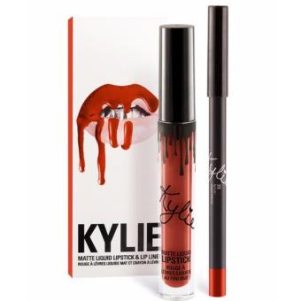 Kylie Matte Lip Kit 22 by Kylie Cosmetics
