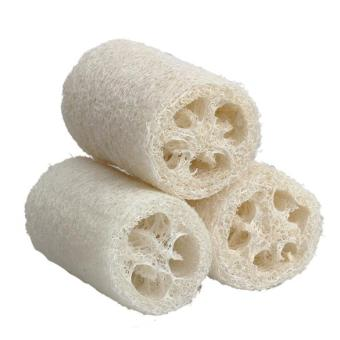Harga 3x Natural Loofah Luffa Loofa Bath Body Shower Sponge Scrubber Small Size