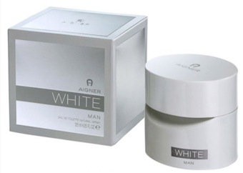 Harga Aigner White Man EDT Spray 125ml Men
