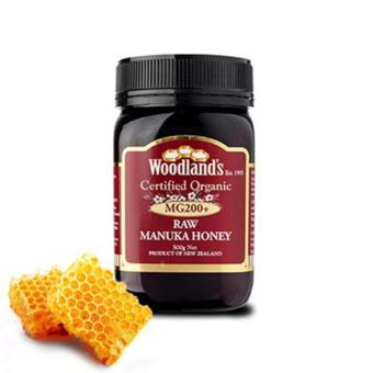 Harga Woodland's Manuka Honey MG200+ 500g