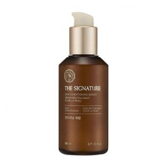Harga The face shop The Signature Conditioning Serum 80ml(Export).