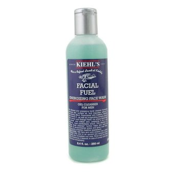 Harga Kiehl's Facial Fuel Energizing Face Wash Gel Cleanser 250ml/8.4oz