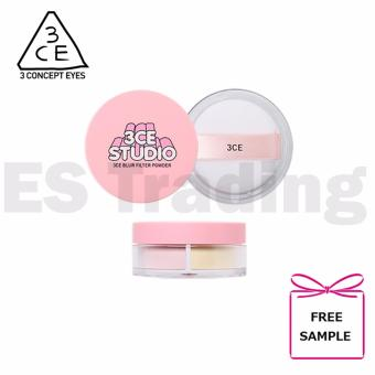 Harga 3CE STUDIO BLUR FILTER POWDER -Peach - intl