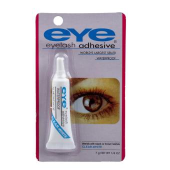 Waterproof False Eyelashes Makeup Adhesive Eye Lash Glue Cosmetic Tool - intl