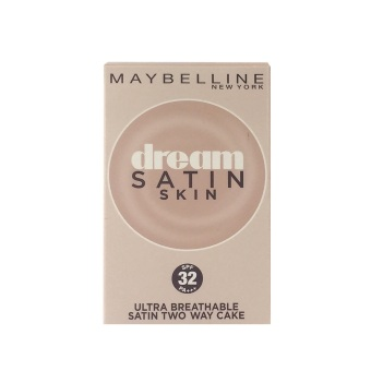 Harga Maybelline Dream Satin Skin Two-Way Cake 01