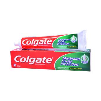 Harga Colgate Maximum Cavity Protection Icy Cool Mint Toothpaste 250g