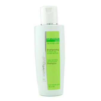 Harga J. F. Lazartigue Deep Cleansing Shampoo with Fruit Acids (Oily Scalp Care) 200ml/6.8oz (EXPORT) - Intl
