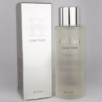 Harga Missha Time Revolution Clear Toner 250ml