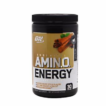 Harga Optimum Nutrition Amino Energy 270g (Chai Tea Latte)