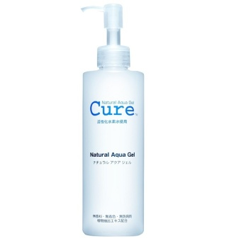 Harga Cure Natural Aqua Gel 250ml