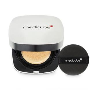 Harga Medicube Red Cushion Pact #23 Natural Beige / Perfect Flaw Cover Pact / Cosmetics / Beauty - intl