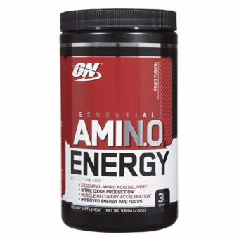 Harga Optimum Nutrition Amino Energy 270g (Fruit Fusion)