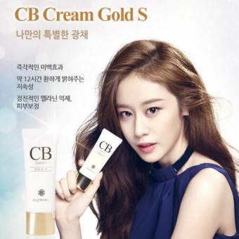 Harga CB Cream Gold S(BB+CC Cream+Primer) Whitening Cream 2 Million Sold Best Hit in Korea