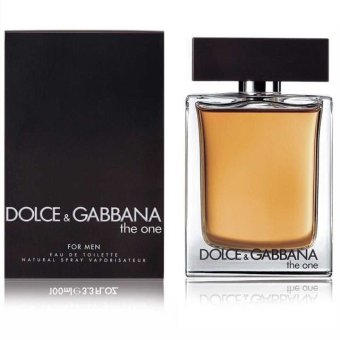 Harga Dolce&Gabbana The One for Men Eau De Toilette 100ml