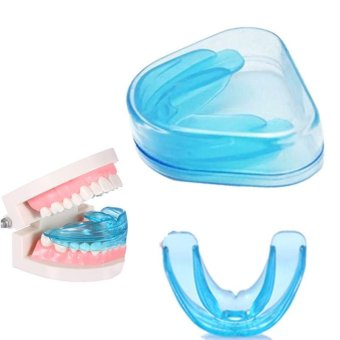 Harga 1 PCS Adult Dental Appliance Invisible Orthodontic Braces Retainer Correct Buck Teeth Anti Molar Tooth Align Orthopedic Supplies - intl