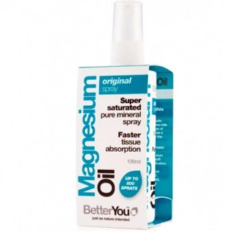 Harga Better You Magnesium Oil Original Spray 100ml