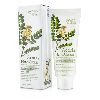 Harga 3W Clinic Hand Cream - Acacia 100ml/3.38oz