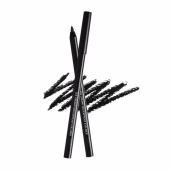Harga [3CE] CREAMY WATER PROOF EYE LINER #CATS 0.8g - intl
