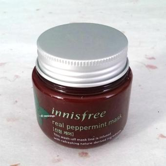 Harga INNISFREE Real Peppermint Mask