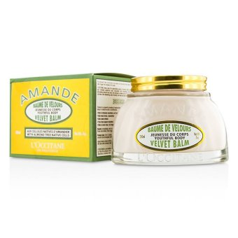 Harga L'Occitane Almond Velvet Balm 200ml/7oz (EXPORT)