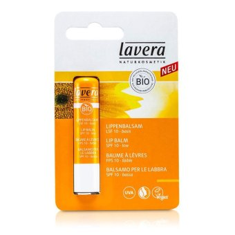 Harga Lavera Lip Balm - SPF10 Low 4.5g (EXPORT)