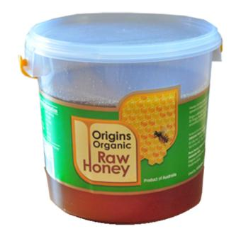 Origins Organic 100% Made in Australia Raw Honey 1.5kg
