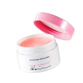 Harga Beauty Maker Oil Free Deep Cleansing Balm
