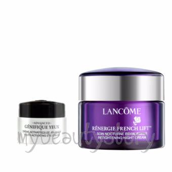 Lancome Advanced Genifique Yeux Eye Cream 5ml and Renergie French Lift 15g