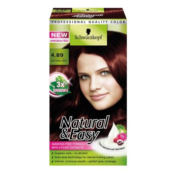 Harga Natural & Easy ML14_4.89 Natural Red