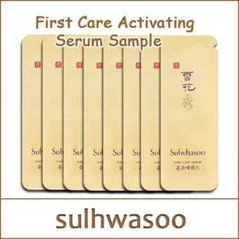 Harga Sulwhasoo First Care Activating Serum EX 10pcs