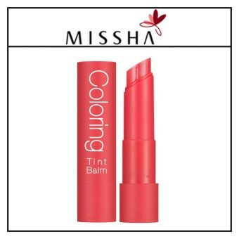 Harga Missha Color Tint Balm 3.3g (#Happy to you)
