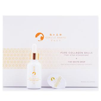 Harga Gokujo Pure Collagen Ball With Tiny White DROP