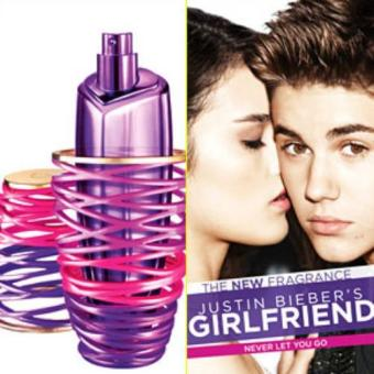 Harga Justin Bieber Girlfriend EDP/100ml