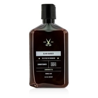 Harga Blind Barber Lemongrass Tea Conditioner (Normal Hair) 250ml/8.5oz