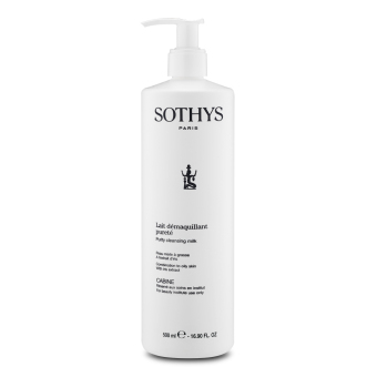 Harga SOTHYS Purity Cleansing Milk (For Combination to Oily Skin) 16.9oz, 500ml