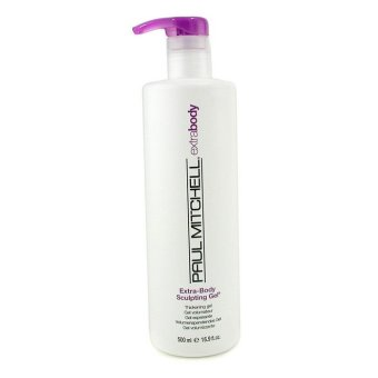 Harga Paul Mitchell Extra-Body Sculpting Gel (Thickening Gel) 500ml/16.9oz