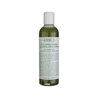 Harga Kiehl's Cucumber Herbal Alcohol-Free Toner 8.4oz/250ml