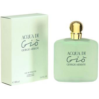 Harga Acqua di Gio Giorgio Armani for women EDT 100ML