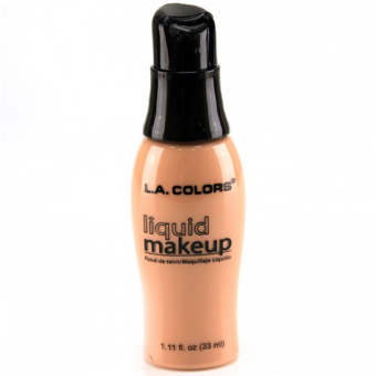 Harga La Colors Liquid Makeup LM 281 Buff - 33ML